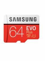 Карта памяти Samsung microSDXC 64 Гб Class 10