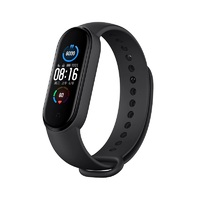 Xiaomi Mi Band 5 Black/Черный фитнес-браслет